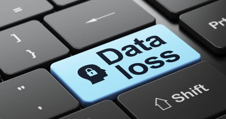 5 Stages of Data Loss Charlotte NC
